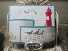 High Tide Bendi Card www.karenangel.stampinup.net www.karensangelicimpressions.blogspot.com www.facebook.com/StampinUpwithKarenangel