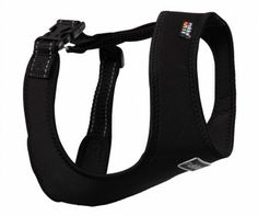 Svart Harness Fran Rukka Som Ar Mkt Mjuk Och Foljsam 0006 Comfort Harness L Black Black Sma Hundar Hundar