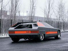 Bertone / Alfa Romeo / Navajo / Car / 1976