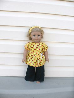 Doll Clothes for American Girl Dolls or by roseysdolltreasures, $11.99
