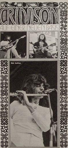 King Crimson John Wetton, E Drum, Rock Around The Clock, King Crimson, Music Icon, Jazz Music, Band Wallpapers, Teenage Dirtbag, British Rock