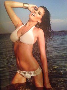 Beach Bunny Bikini Swimsuit Kickstart My Heart White S Authentic #BeachBunny #Bikini #whitehot #fashion #summer #sexy #rhinestone #belt