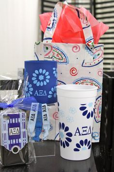 Alpha Xi Delta Sorority Stuff, perfect gifts for Bigs and Littles!