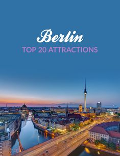 Berlin, Germany Travel - Top 20 Destinations