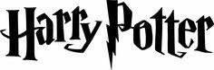 Harry potter lightning bolt outline free clipart