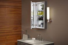 Amazon.com: KOHLER K-99000-NA Verdera 15-Inch By 30-Inch Medicine Cabinet: Home & Kitchen