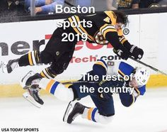 Bruins Game 2 tonight, y'all watching? Hockey Memes, Nfl Memes, Boston Sports, Usa Today Sports, Boston Bruins, New England Patriots, Champs, Nhl, Instagram Posts