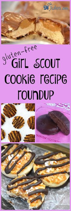 Best Girl Scout Do Si Do Cookies Recipe on Pinterest