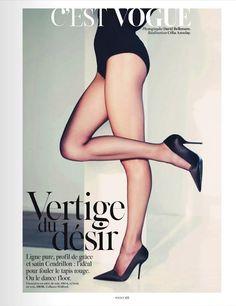 Vertige du désir in Vogue Paris with Emma Stern Nielsen - - Fashion  Editorial 6de508215c1b3