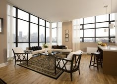 StreetEasy: One Brooklyn Bridge Park at 360 Furman St. in Brooklyn Heights - Sales, Rentals, Floorplans #livingroom #homedecor #NYC #dreamhome #luxuryhome #luxury #Manhattan