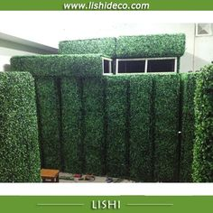 11 best artificial hedge fence images on pinterest artificial