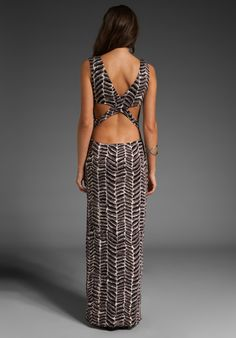 FLUXUS Eden Dress in Conga at Revolve Clothing - Free Shipping!