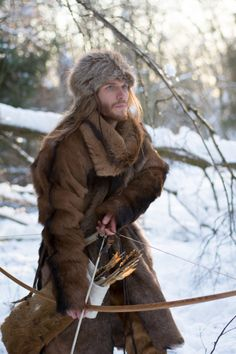 LARP costumeArcher of the White Skined Land by Carancerth - LARP costume