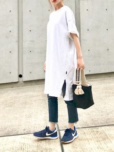 Mens Casual Fashion For A Relaxing Look Japan Fashion, Daily Fashion, Trendy Fashion, Boho Outfits, Casual Outfits, Fashion Outfits, Frock Fashion, Asian Street Style, Style Guides