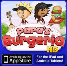 Papa's Cheeseria | Free Flash Game | Flipline Studios