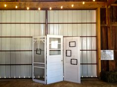 3 DOORS JOINED TOGETHERwedding backdrop