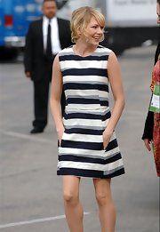 Michelle Williams Cocktail Dress