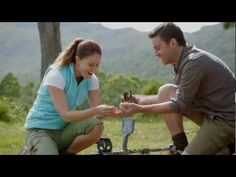 The Minelab CTX 3030 TV Commercial