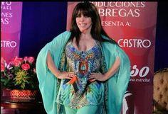 Verónica Castro es Margo Channing en Aplauso, Un Musical Para Una Estrella.