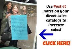 Here's a good idea for anyone who uses catalogs!