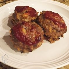 Mini Meatloaves, 21 Day Fix approved!