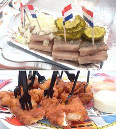 Broodje Haring Amsterdam, Dairy, Cheese, Food, Food Recipes, Meal, Essen, Hoods, Meals