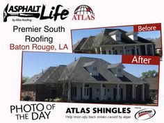 Atlas Photo Of The Day Baton Rouge Laphotosphotographscake Smash Pictures Premier South Roofing