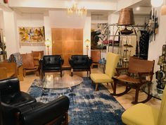 Christine Murray - First Floor Mezzanine. 20th Century British, European and South American Furniture, Lighting & Accessories.
