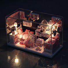 DIY cabine Dreamful avec des lumières LED - EUR € 34.38