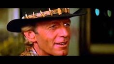 crocodile dundee that's not a knife - YouTube