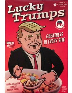 The Large Size Refrigerator Magnet, you see here was custom made. The quality detailed on these are much better on the magnet than shown here and will last many years. These do not glow, make music, peel & stick, or light up. Christmas Crunch, Trump Picture, Refrigerator Magnets, Donald Trump, Funny, Cereal, Glow, Google, Image