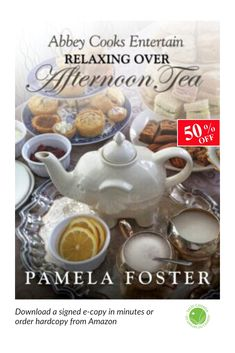The #English are best known for their #Afternoontea ritual. Did you know that #gardenparties are essentially #tea outside?  #Download a signed copy of my book here, now 50% off ow.ly/4Sib50AsVTz or order a hardcopy from #Amazon amzn.to/2ZaA6zy Downton Abbey Book, Afternoon Tea, The Fosters, Great Recipes, Tea Pots, The Outsiders, English, Melting Pot, Amazon
