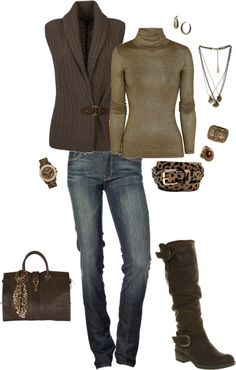 """""""love dark chocolate and olive... :-)"""" by stacychidaushe on Polyvore"""
