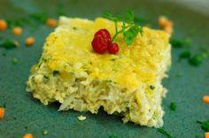 Torta Fingida/ Lembra o sabor do caranguejo/ comida do maranhão