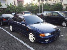 Mitsubishi Lancer Gti (cb5), 1996. 4G93
