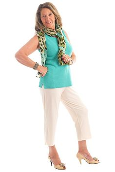 Lurex Sparkle Knitted Camisole