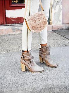 Free People Heirloom Heel Boot, $168.00