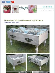 Voodoo Molly Vintage - Repurposed dresser drawer into Pet Bed- Bed drawer dres .Voodoo Molly Vintage - Repurposed dresser drawer into Pet Bed- Bed drawer dresser molly Pet repurposed Vintage door replica, vintage Pet Furniture, Repurposed Furniture, Furniture Makeover, Furniture Ideas, Upcycled Furniture Before And After, Table Furniture, Funky Furniture, Vintage Furniture, Reuse Furniture