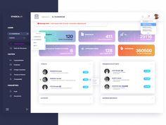 Syndica - Dashboard UI