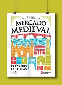 El Mercado Medieval de las Tres Culturas 2015se celebra los días 12, 13 y 14 de junio