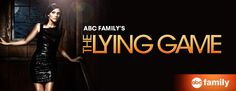 "One dramatic turn after another that is actually very enjoyable. Great twists in the story! (""The Lying Game"" on ABC Family)"