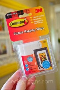 Just learned about this for hanging picture frames....very excited to try it!