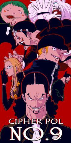 One Piece, CP9