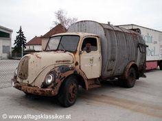 Alltagsklassiker Magirus Deutz Müllwagen (teil 2) | Alltagsklassiker