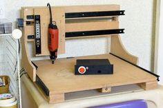 Imagen de construir un barato Handcrafted molino del CNC