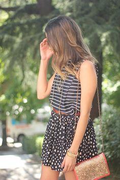 Hearts & Stripes | BeSugarandSpice - Fashion Blog