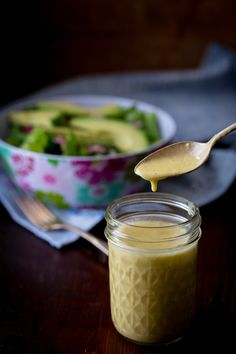 Cider Vinegar Salad dressing recipe