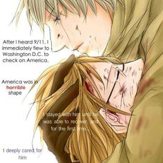 Feels ;_; Hetalia not s shipper of Rusame but there are just so many feels right now, I just can't