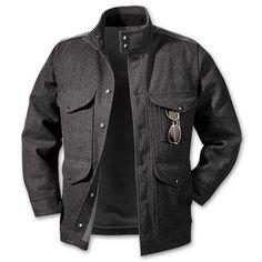 Filson Greenwood Wool Jacket