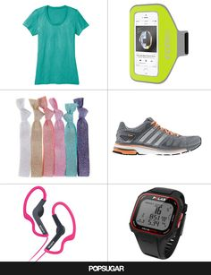 The Cute Gear We Can't Run Without This Spring | The must-haves for running this Spring. #youresopretty